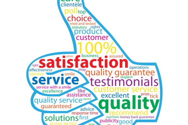 Supply Chain Management and Client Satisfaction illustration
