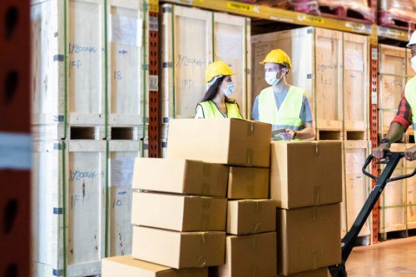 Logistics in a post-COVID world