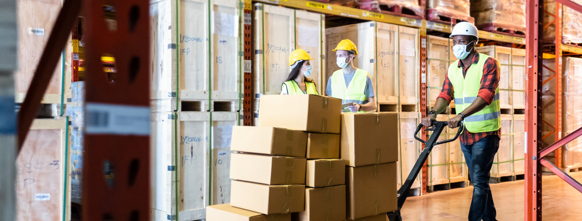 Read more about the article Logistics in a post-COVID world