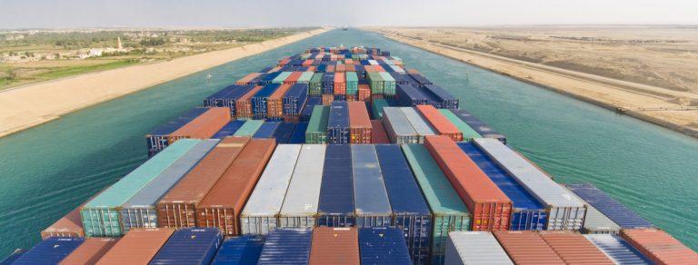 Suez Canal Obstruction 2021