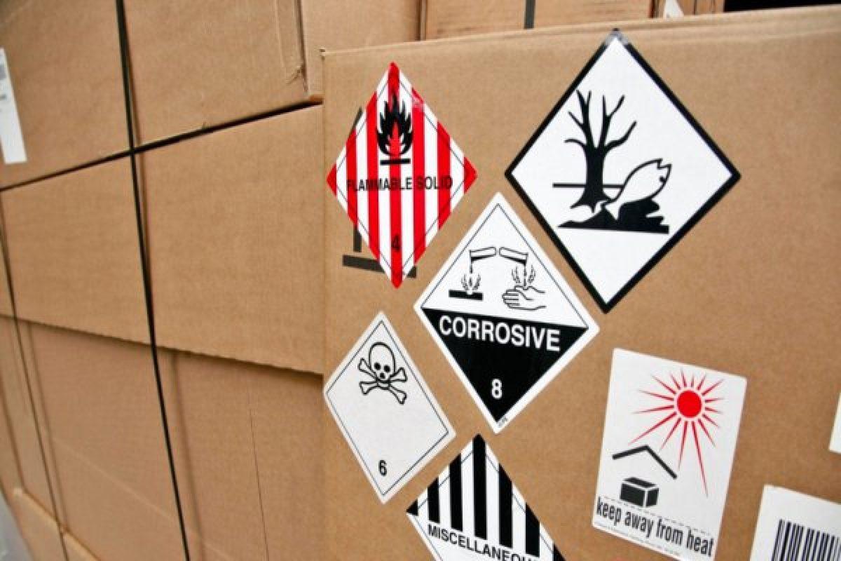 Undeclared Dangerous Goods